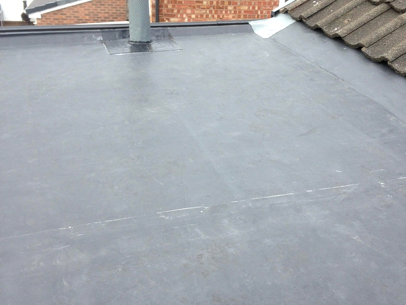 Garage Roof Replacement, Chester