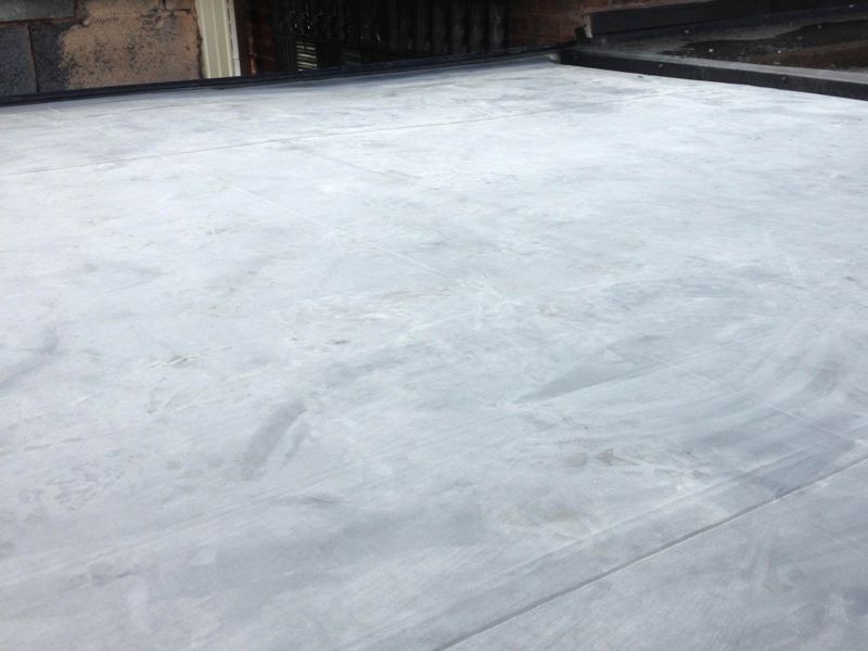 Flat Roof Waterproofing, Chester
