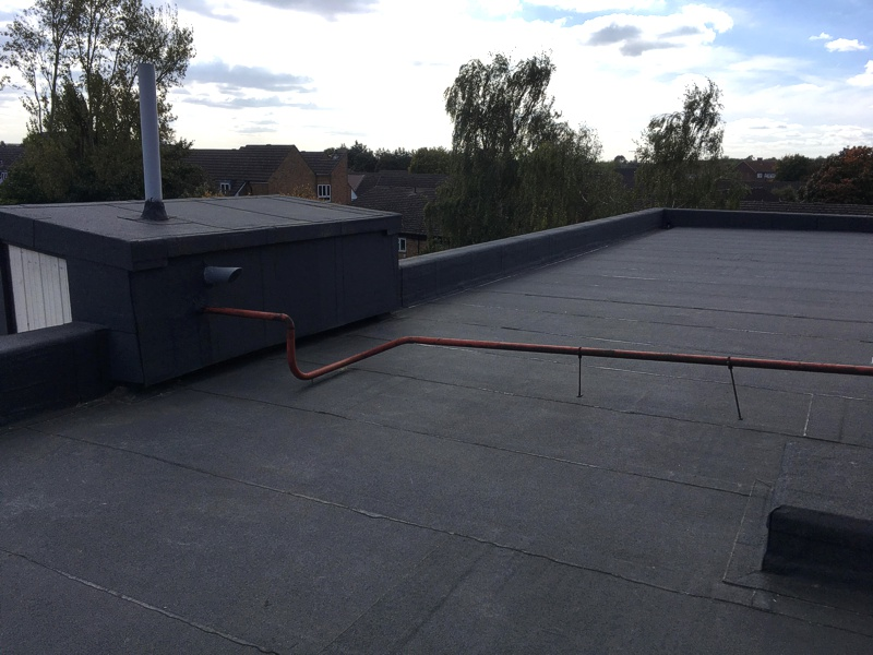 Industrial and Commercial Roofing Contractors, London Roof