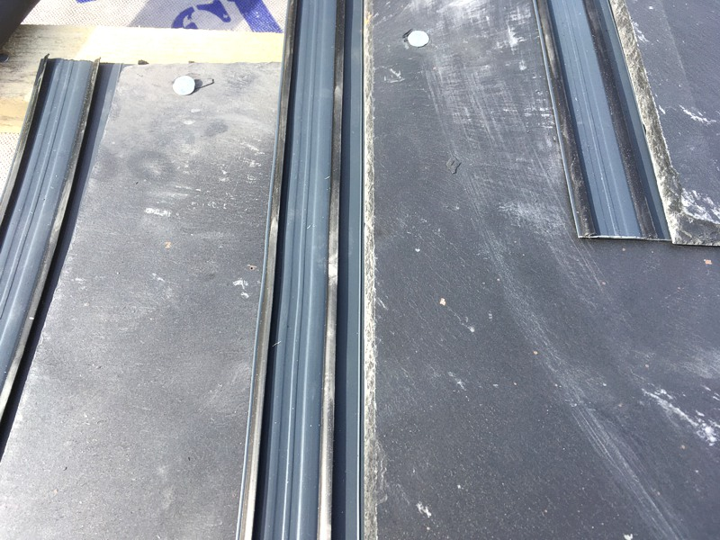 Pitched Rooflight, Crossley Construction Roofing, Mold